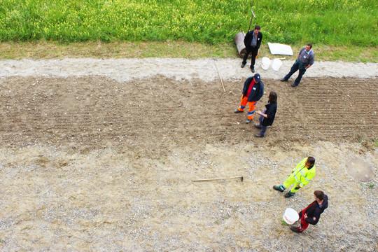 Kurs Grünflächen Grenchen, PUSCH 2015 Grenchen