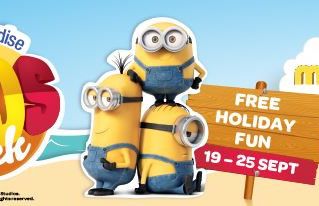 School Holiday Fun - Kids Week
