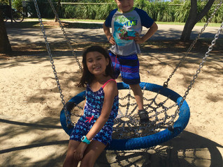Parks + Kids = FUN!