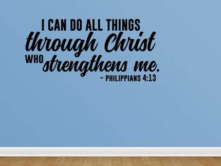 I Can Do All Things- by Shelley Rivelli