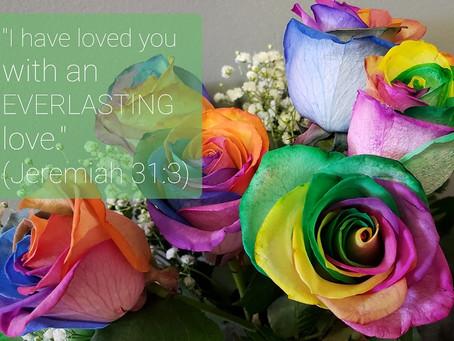 Embracing love- by Jess Hall