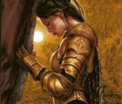 My End-Time Army of Prayer Warriors- by Margaret Stearns