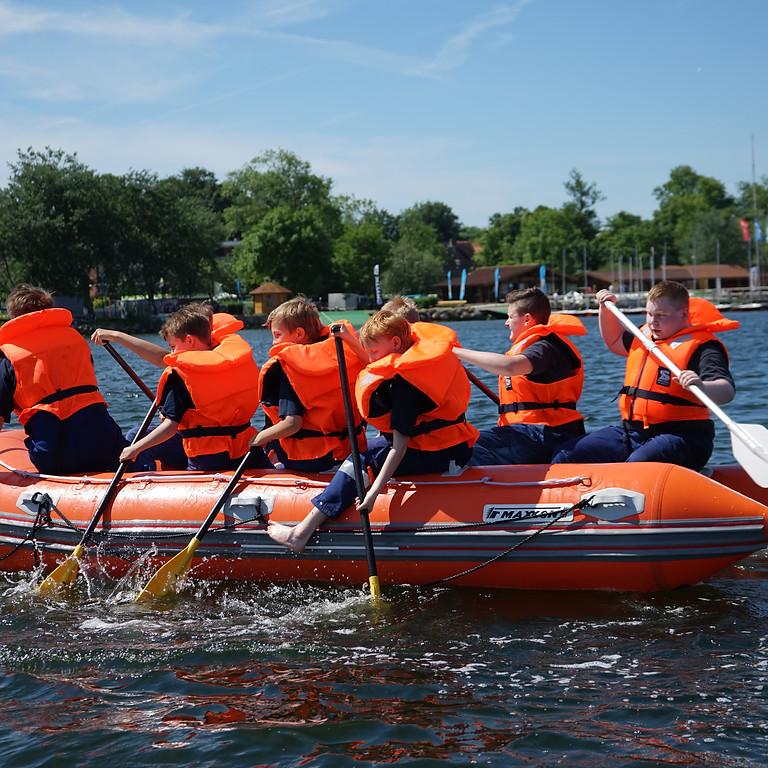 Schlauchbootwettbewerb 2023