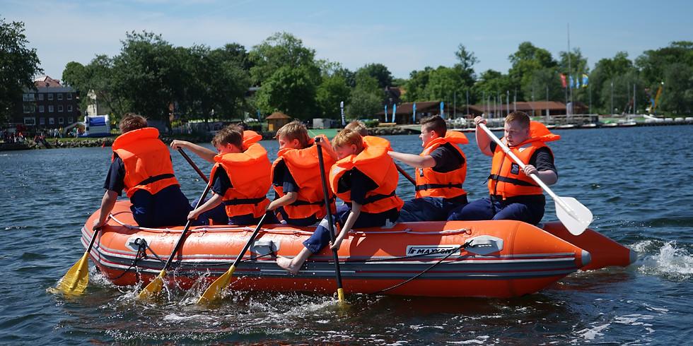 Schlauchbootwettbewerb 2019