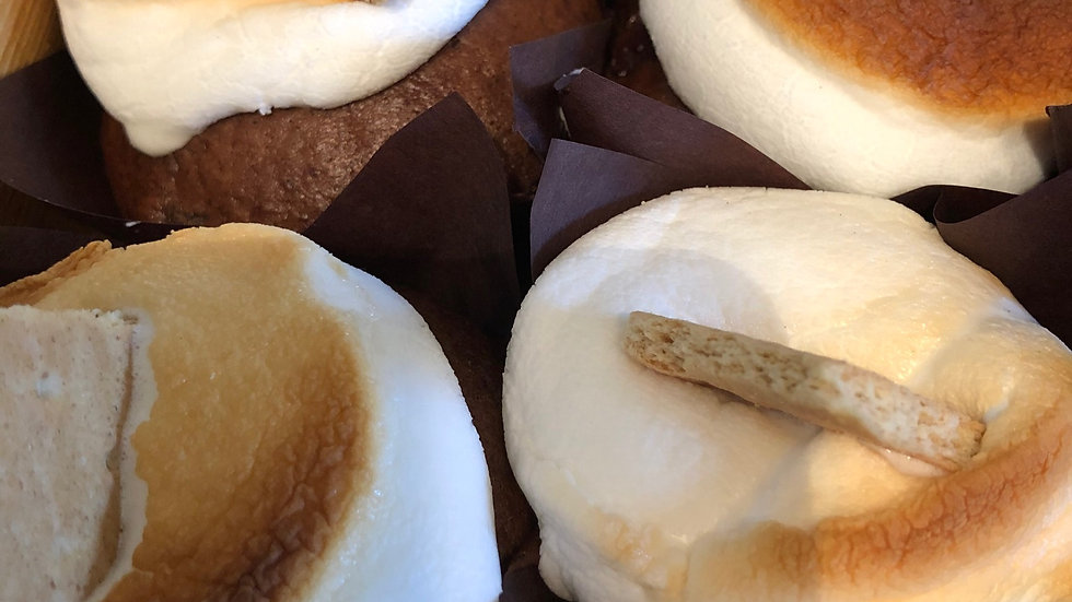 S'mores Muffin