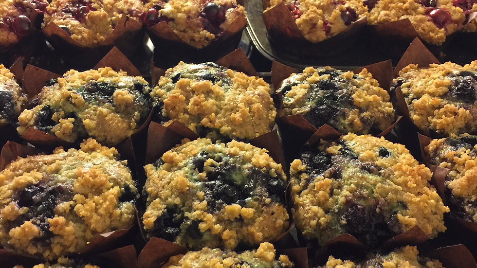 4 Pack Muffins - Custom