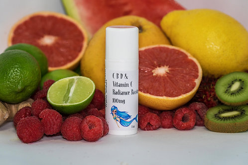 Vitamin C Facial Moisturizer 100mg - NEW BIGGER BOTTLE