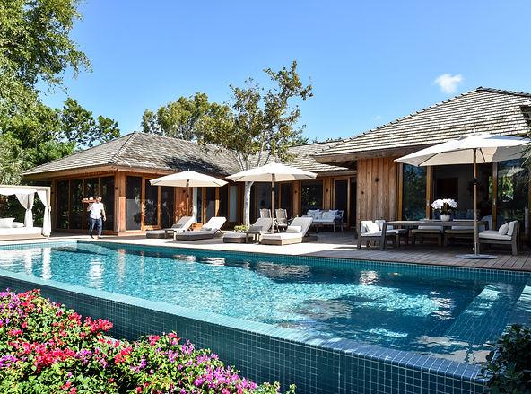 COMO Parrot Cay - Lucky House pool exter