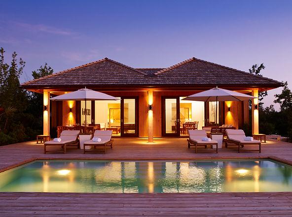 CPC-Hi-Two Bedroom Beach House-Exterior