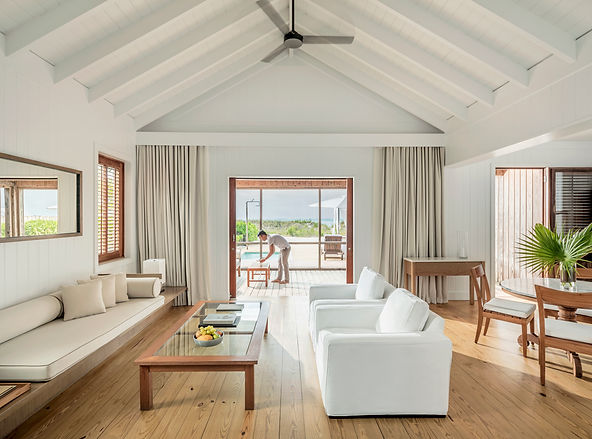 COMO Parrot Cay - One Bedroom Beach Hous