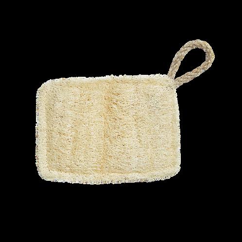 Miếng Rửa Chén Xơ Mướp Chữ Nhật / Loofah Sponge
