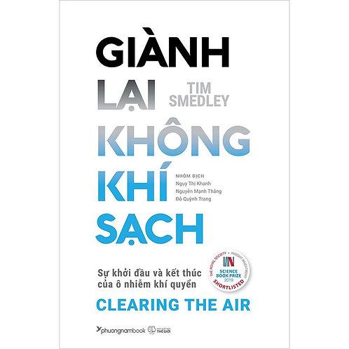 Sách - Giành Lại Không Khí Sạch / Book - Clearing The Air