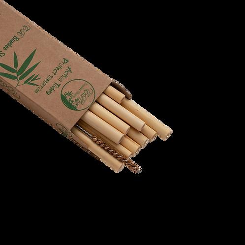 Hộp Ống Hút Tre Zerowaste Eco/ Zerowaste Eco Bamboo Straw Box
