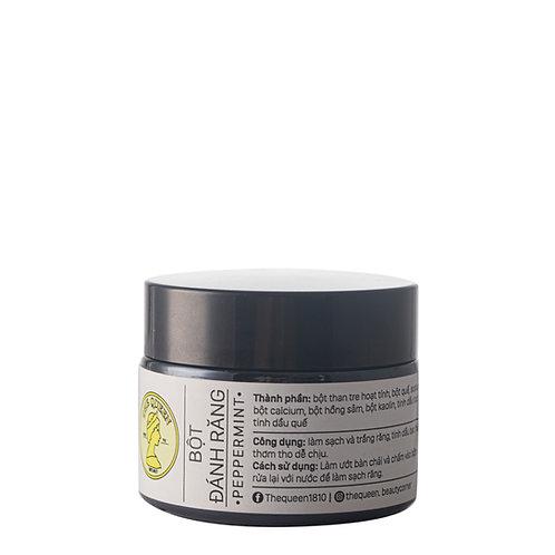 Bột Đánh Răng Than Tre/ Charcoal Tooth Powder
