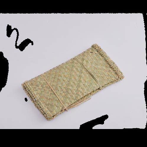 Ví Đệm Cỏ Bàng Dài/ Lepironia Articulata Grass Long Wallet
