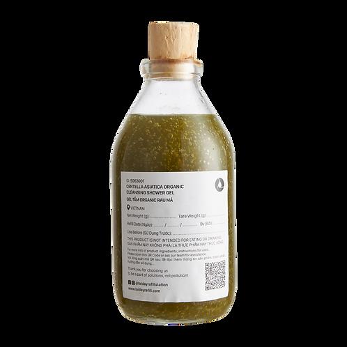 Gel Tắm Organic Rau Má/ Centella Asiatica Organic Cleansing Shower Gel