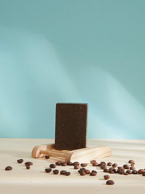 Refill Xà bông Tẩy Tế Bào Chết Cà Phê/ REFILL Coffee Exfoliating Scrub Soap
