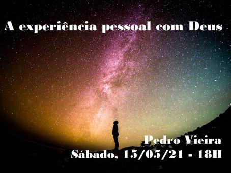 A EXPERIÊNCIA PESSOAL COM DEUS
