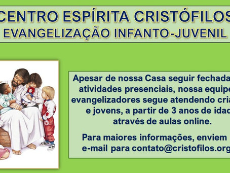 EVANGELIZAÇÃO INFANTO-JUVENIL