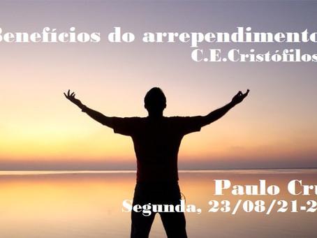 BENEFÍCIOS DO ARREPENDIMENTO