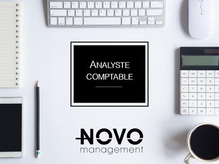 Analyste comptable - Comblé