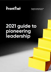 2021 guide to Pioneering Leadership-Thum