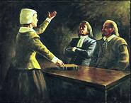 Anne Marbury Mormon belief, Apostasy, restoration