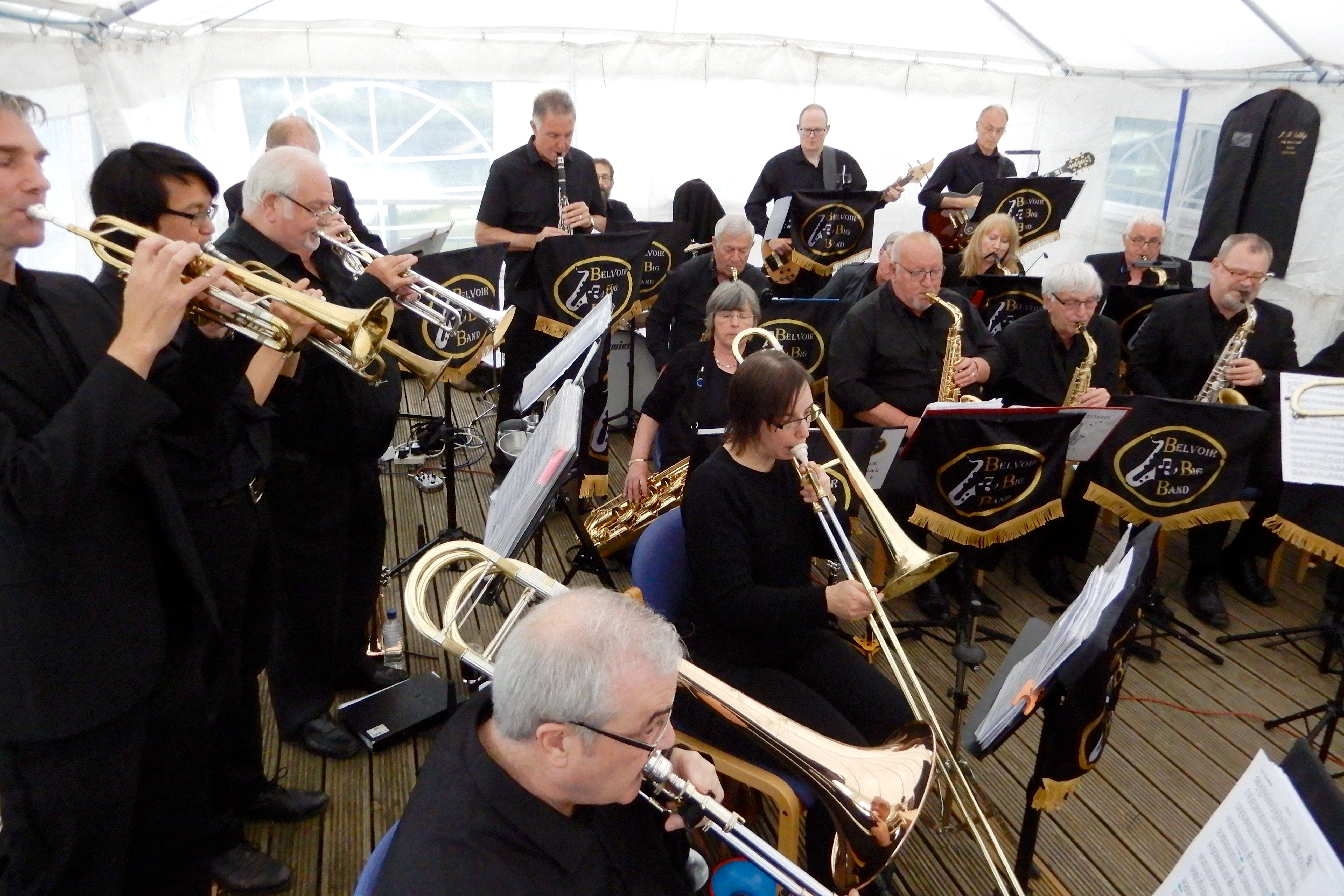 BELVOIR BIG BAND 3 MAY 2019