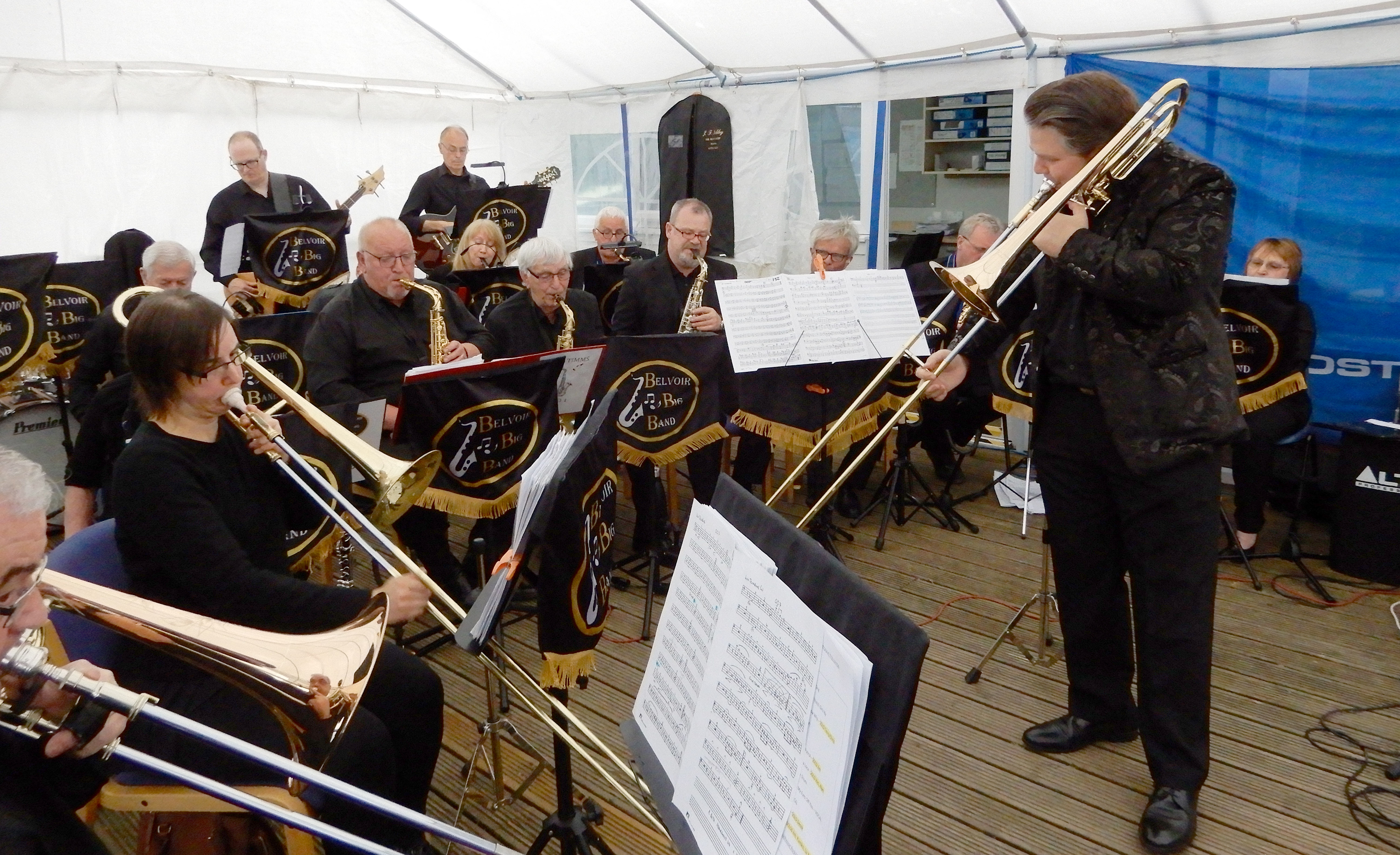BELVOIR BIG BAND  2 MAY 2019