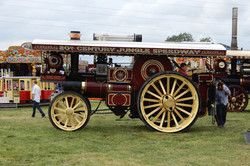 Showman's engine at Rempstone 2019