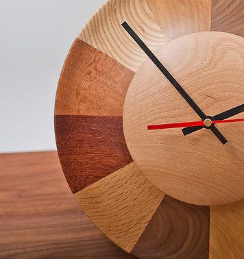 時鐘, 木製時鐘, clock, wall clock