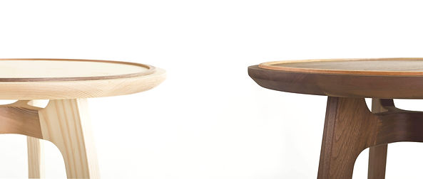 邊桌, 茶几, 沙發茶几, 環桌, circle table, 胡桃茶几, 推薦家具