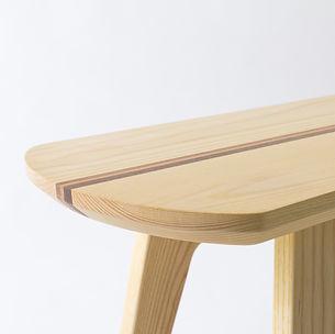線凳, line bench, 長凳, 木長凳, 木椅, 餐椅, 家具