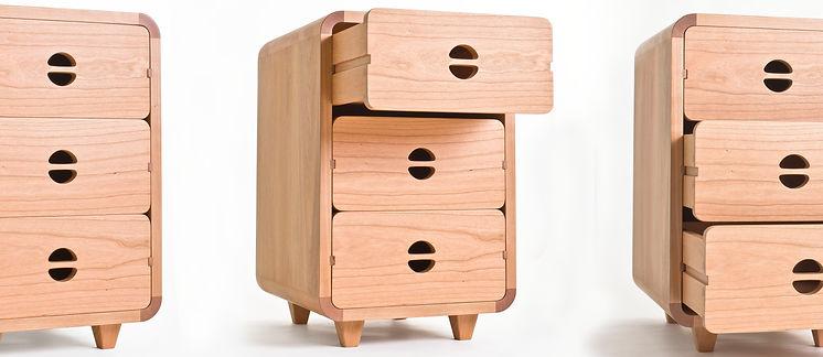 床頭櫃, 小收納櫃, 實木收納, cabinent, 五斗櫃, 可訂製