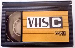 vhs-c a dvd