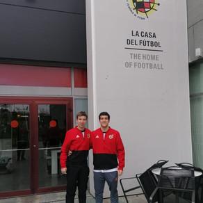 Goalkeeper Coach - Madrid - RFEF
