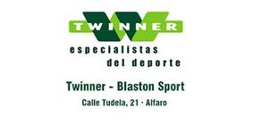 Twinner - Blaston Sport, nuevo patrocinador