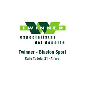 Twinner - Blaston Sport, new sponsor