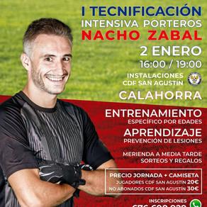 Calahorra Goalkeeper technical campus