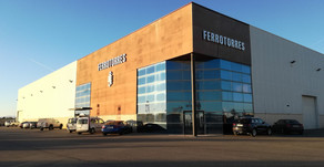 Ferrotorres, leading company in its sector