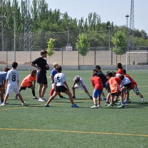 Goalkeeper training in Navarra