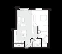 Grove Apartment Floor Plan