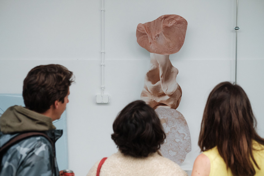 Counterbodies expo opening 30 June 2021