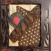 Diane Williams.  Jungle Spice. mixed media fiber arts. 10.375x12.625 in. $300.jpg