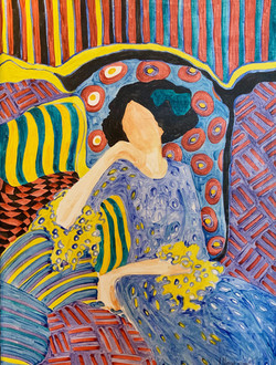 Jean Nimrod for Postcard