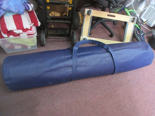 Mattress topper, queen size New, sealed in blue carry bag