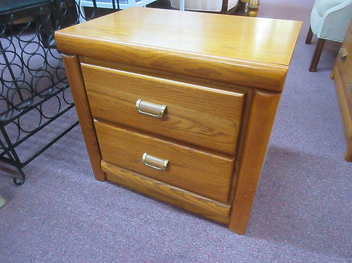 "Broyhill 2 drawer night stand 16x24x23""high"