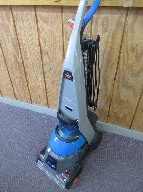Bissell Deep clean premier pet carpet cleaner w/heatwave technology-gray/blue