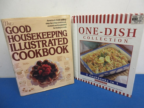 Quik new recipes, one dish collection & good housekeeping illustrated cookbook