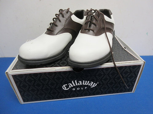 Callaway comfort saddle golf shoes - Mens 8.5, used once